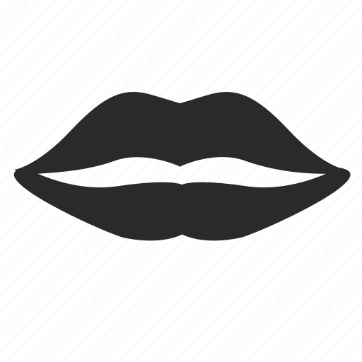 Botox, female, lips, woman icon - Download on Iconfinder