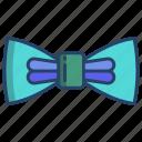 bow, tie