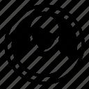 avatar, female, human, person, profile, user, woman