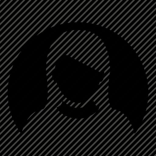 avatar, female, human, person, profile, user, woman icon