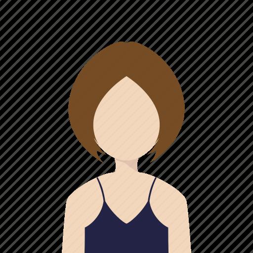 dress, fashion, style, summer, woman icon