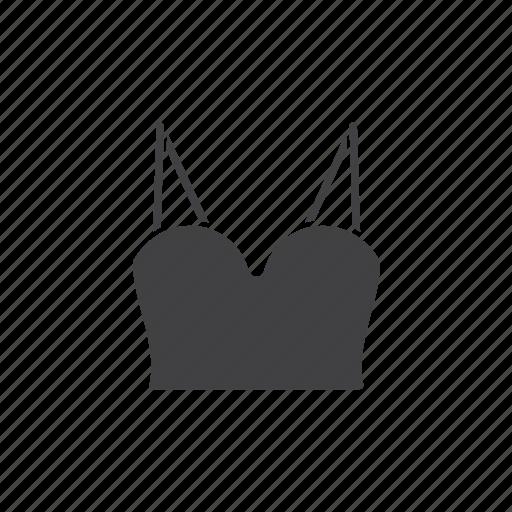accessory, clothes, fashion, top, underwear, women icon