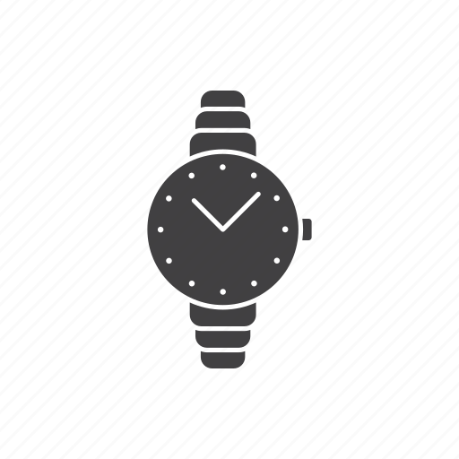 accessory, fashion, time, watch, women, wrist, wristwatch icon
