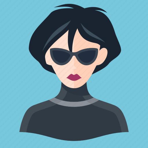 avatar, user, woman icon