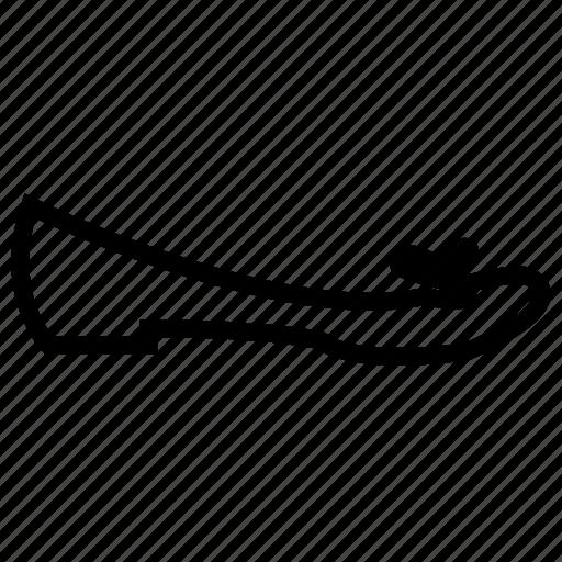Footwear, heel, shoe, women shoe icon - Download on Iconfinder