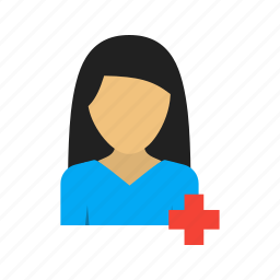 female, lab, medicine, pharmacy, research, store, woman icon