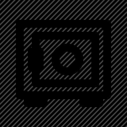 Banking, deposit, protection, safe, safety, secure icon - Download on Iconfinder