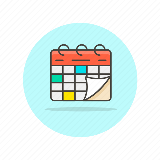 calendar, date, day, event, reminder, schedule, time, work icon
