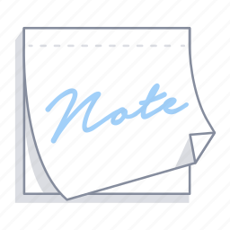 meme, minute, note, office, paper, post-it, sticky note icon