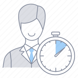 businessman, kpi, office, performance, pfficer, velocity icon
