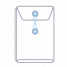 document, envelope, file, folder, pack, package, paper icon