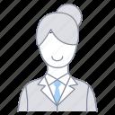 businesswoman, employee, female, girl, office, officer, woman