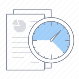 hours, office, performance, routine, time, velocity, work icon