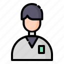 avatar, man, people, person, profile, user
