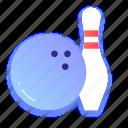 bowling, game, sport, play, ball, music