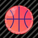basketball, sport, game, ball, play, music
