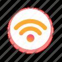 wifi, internet, web, online, network, connection