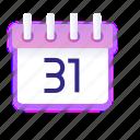 calendar, date, schedule, event, time, clock