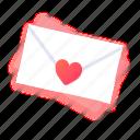 envelope, mail, email, message, letter