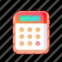 calculator, math, calculate, accounting, finance, money