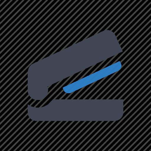 staple, stapler, tool icon