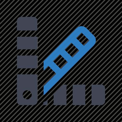 color, palette, scheme icon