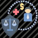coverage, enforce, law, legal, welfare