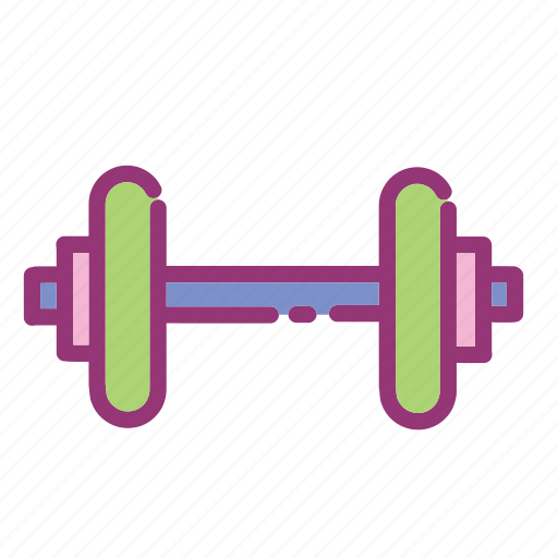 dumbell, equipment, fitness, gym, sports, weights, workout icon