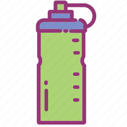 bottle, equipment, fitness, gym, sports, tumbler, workout icon