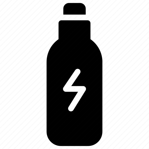 beverage, bottle, energy drink, fitness, supplement icon