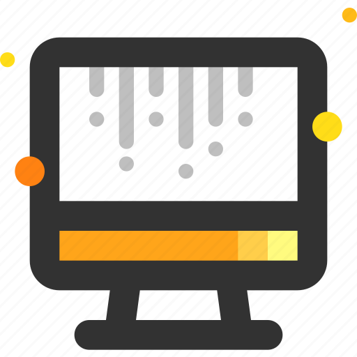 computer, desktop, pc, screensaver, workplace, workspace icon