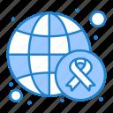awareness, cancer, day, world