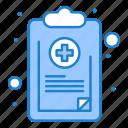 chart, check, list, medical, symptom