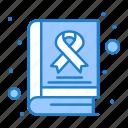 awareness, book, cancer, day
