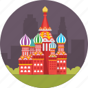 moscow, red square, russia, saint basil's cathedral, saint basil's church