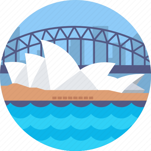 australian landmark, opera arts centre, opera house, sydney, sydney harbour icon