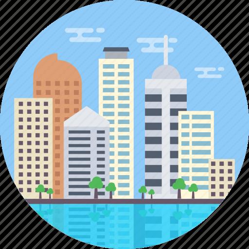 colorado, denver, denver skyscrapers, tallest buildings in denver, usa icon