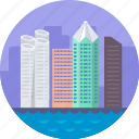 california, san diego, united states icon