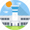 brighton, brighton city airport, british airport, shoreham airport, uk icon