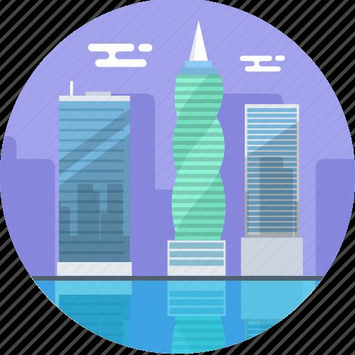 panama city, panama city skyline, panama cityscape, panama skyscrapers, world famous city icon