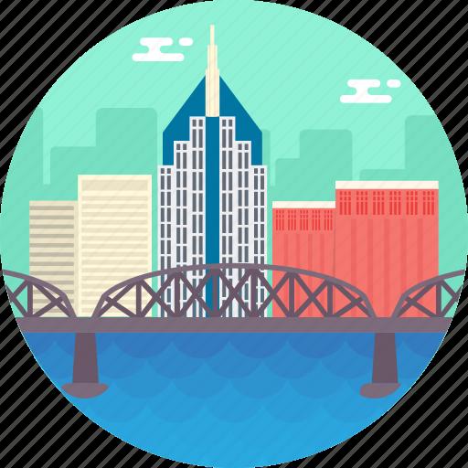canadian pacific railway bridge, montreal, montreal city, quebec, saint-laurent railway bridge icon