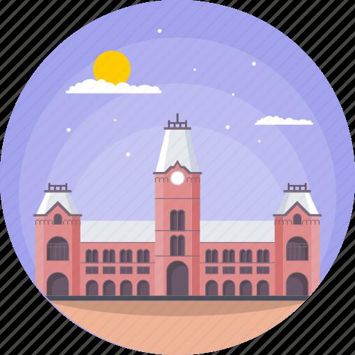 chennai, chennai central railway station, india, madras central railway terminus, world famous railway station icon