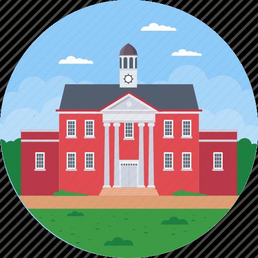 orange, orange county courthouse, orange county historical building, orange county north carolina, usa icon