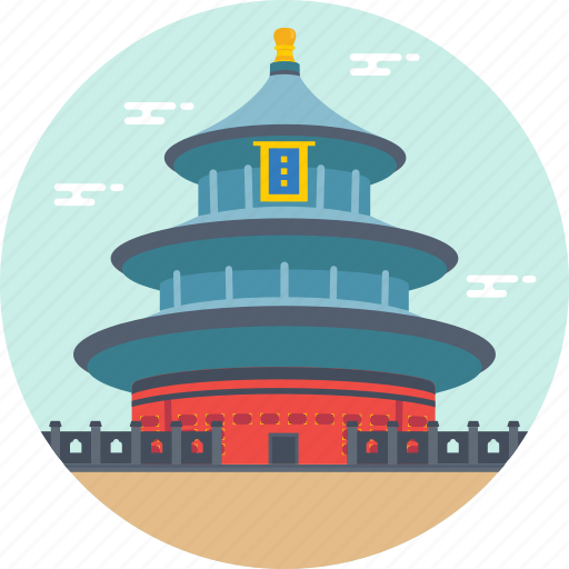 beijing, beijing religious building, china, temple of heaven, world famous city icon