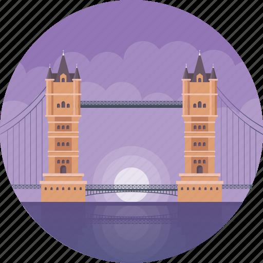 central london, city of london, london bridge, river thames, world famous bridge icon