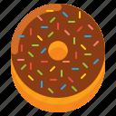 doughnut, donut, dessert