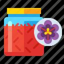 saffron, spice, seasoning