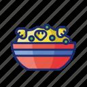 clam, chowder, shell, seafood