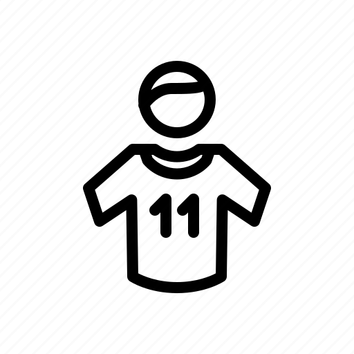 Football, player, soccer icon - Download on Iconfinder