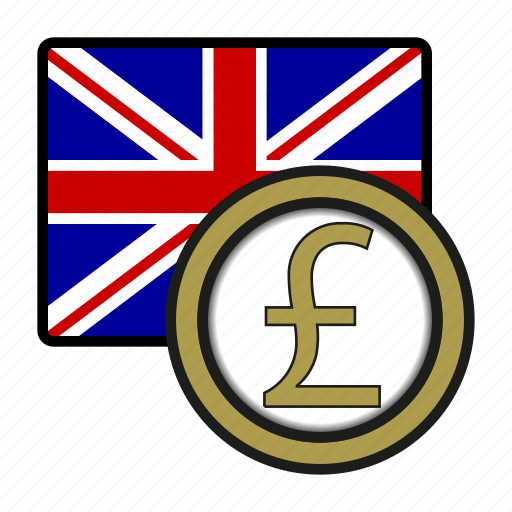 coin, currency, exchange, kingdom, pound, uk, world icon